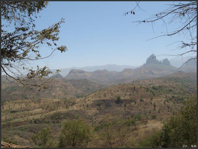 Zdjęcia: jw, Etiopia Północna, W drodze do Shire, ETIOPIA
