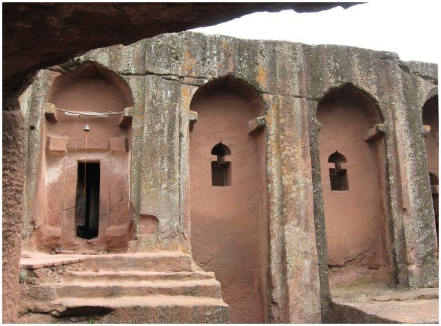 Zdj�cia: Lalibela, Lalibela, Bet Gabriel-Rufael, ETIOPIA