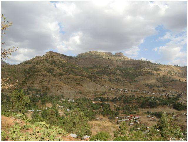 Zdjęcia: Lalibela, Lalibela, okolice Lalibeli, ETIOPIA