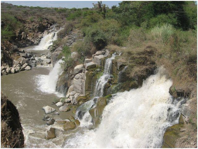 Zdjęcia: okolice Awash -Awash NP, Etiopia centralna, Wodospad rzeki Awash, ETIOPIA