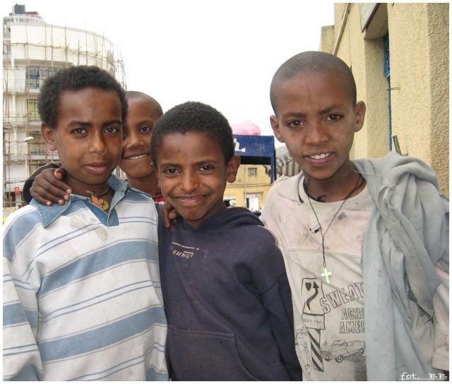 Zdjęcia: jw, Gondar/Gonder, Koledzy , ETIOPIA