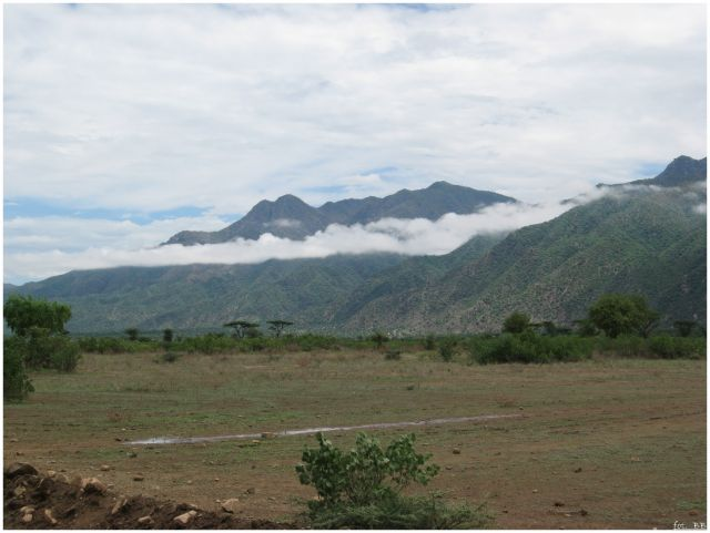 """Zdjęcia: okolice Weyto, Etiopia - południe, """"Chmurzaście"""", ETIOPIA"""