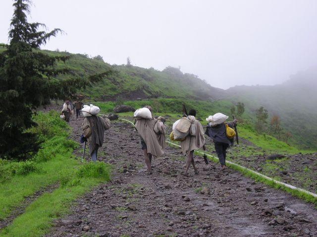 Zdjęcia: etiopia, powrót do domu, ETIOPIA