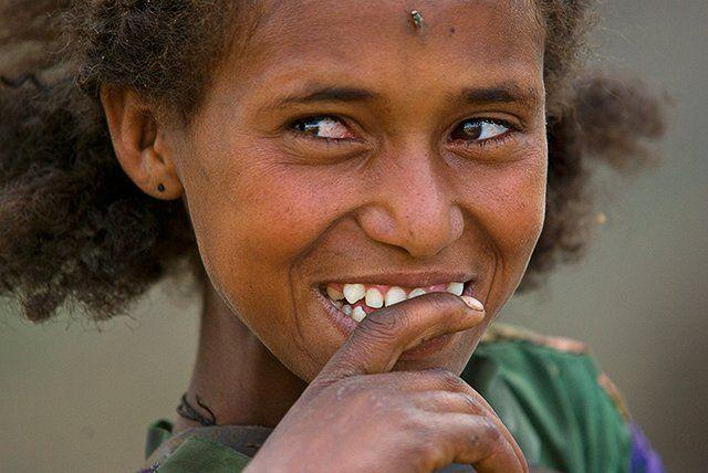 Zdjęcia: północna Etiopia, Radość, ETIOPIA