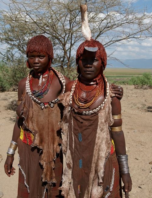 Zdjęcia: Turmi, Dolina Omo, Hamer, ETIOPIA