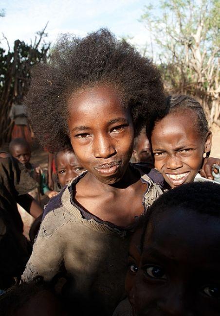 Zdjęcia: Karat Konso, Konso, ETIOPIA