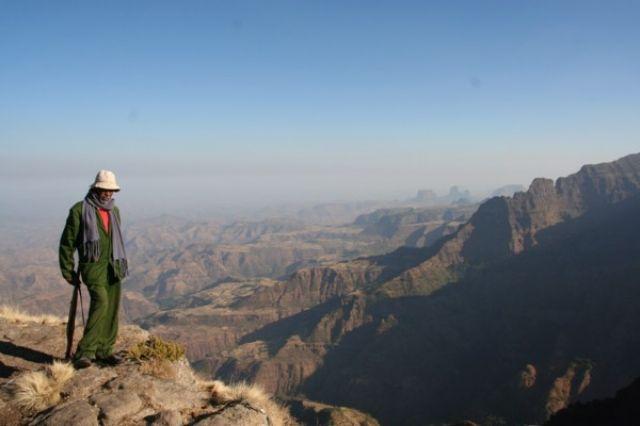 Zdjęcia: Park Narodowy Simen, Etiopski kanion, ETIOPIA