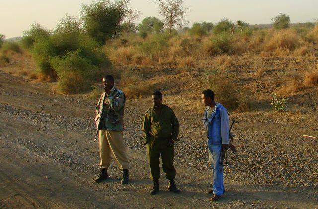 Zdjęcia: Etiopia, Etiopia, Na granicy, ETIOPIA