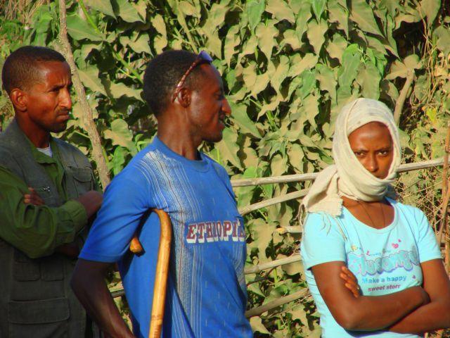 Zdjęcia: Etiopia, Etiopia, Z laska zakochany, ETIOPIA