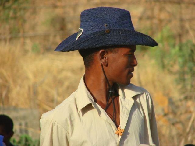 Zdjęcia: Etiopia, Etiopia, Kapelusz, ETIOPIA