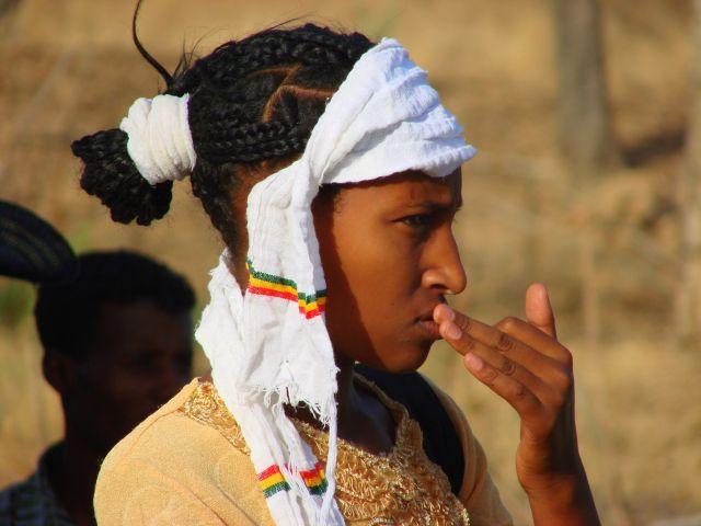 Zdjęcia: Etiopia, Etiopia, Nakrycie, ETIOPIA