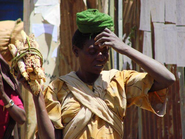 Zdjęcia: Etiopia, Etiopia, Wiązkę sprzeda, ETIOPIA