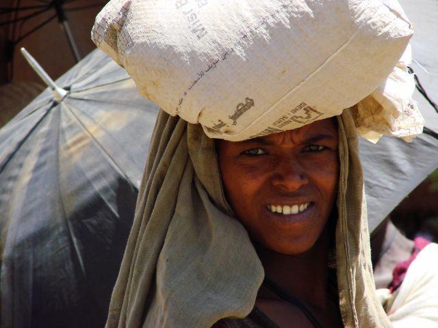 Zdjęcia: Etiopia, Etiopia, Wesoło, ETIOPIA