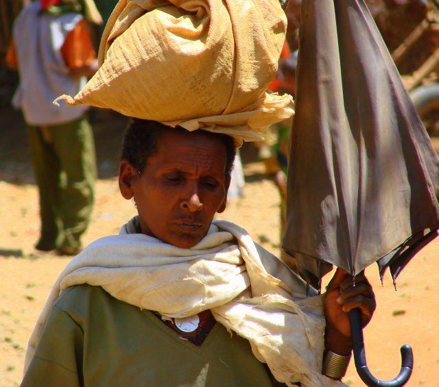 Zdjęcia: Etiopia, Etiopia, Parasol, ETIOPIA