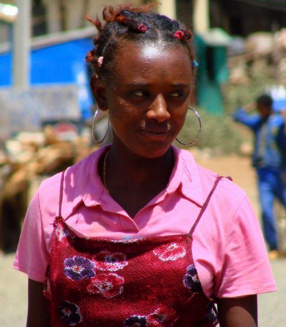 Zdjęcia: Etiopia, Etiopia, Kolczyk, ETIOPIA