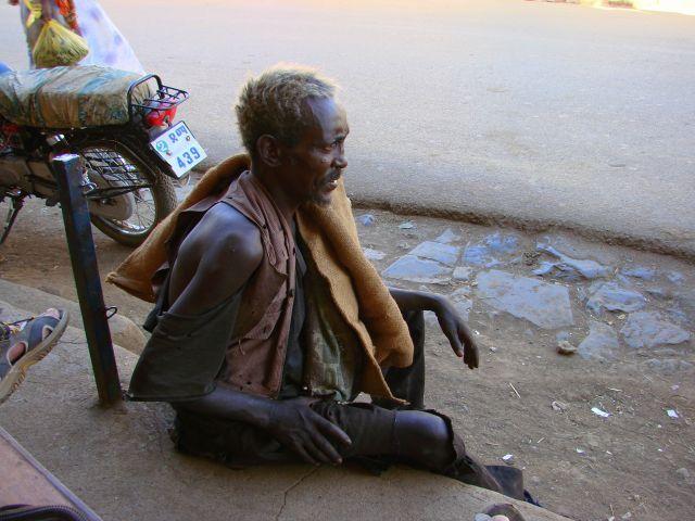 Zdjęcia: Etiopia, Etiopia, Stróż, ETIOPIA