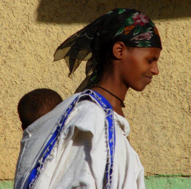 Zdjęcia: Etiopia, Etiopia, Mama, ETIOPIA