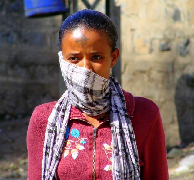 Zdjęcia: Gandor, Gandor, Katoliczka, ETIOPIA