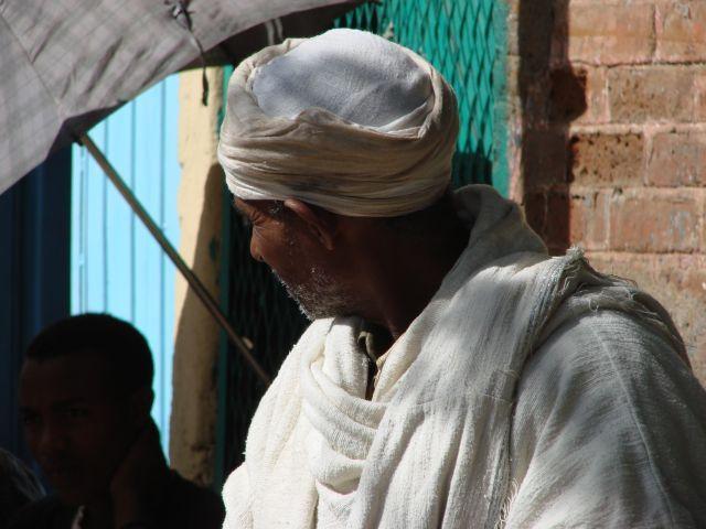 Zdjęcia: Gandor, Gandor, Mnich, ETIOPIA
