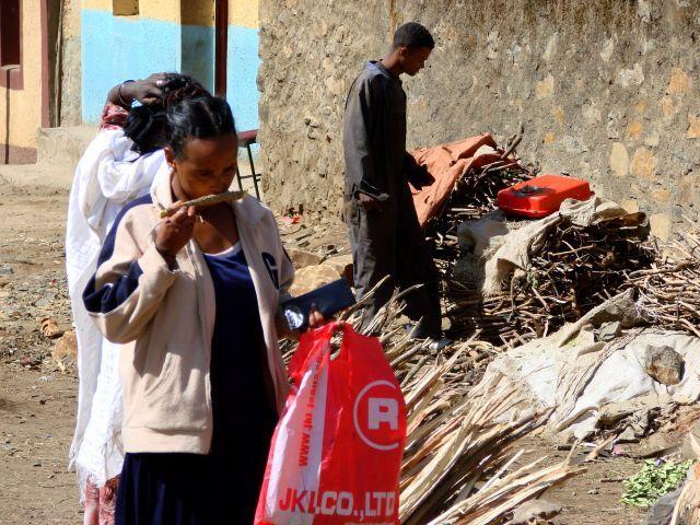 Zdjęcia: Gandor, Gandor, Zapach korzonków, ETIOPIA