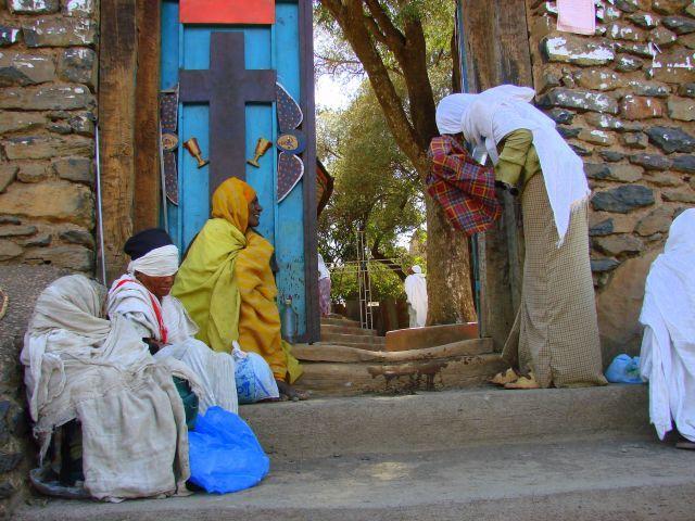Zdjęcia: Gandor, Gandor, Trędowaci, ETIOPIA