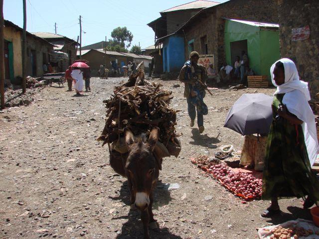 Zdjęcia: Gandor, Gandor, Idzie, ETIOPIA