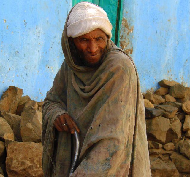 Zdjęcia: Gandor, Gandor, Uśmiech , ETIOPIA