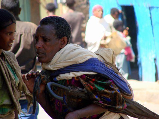 Zdjęcia: Gandor, Gandor, Facet, ETIOPIA