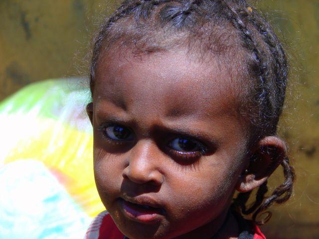 Zdjęcia: Gandor, Gandor, wzrok, ETIOPIA