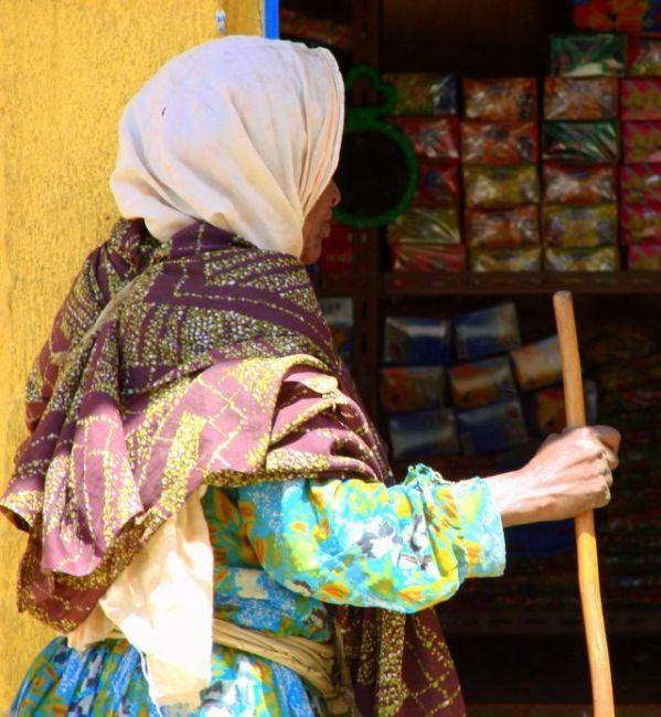 Zdjęcia: Gandor, Gandor, Na zakupy, ETIOPIA