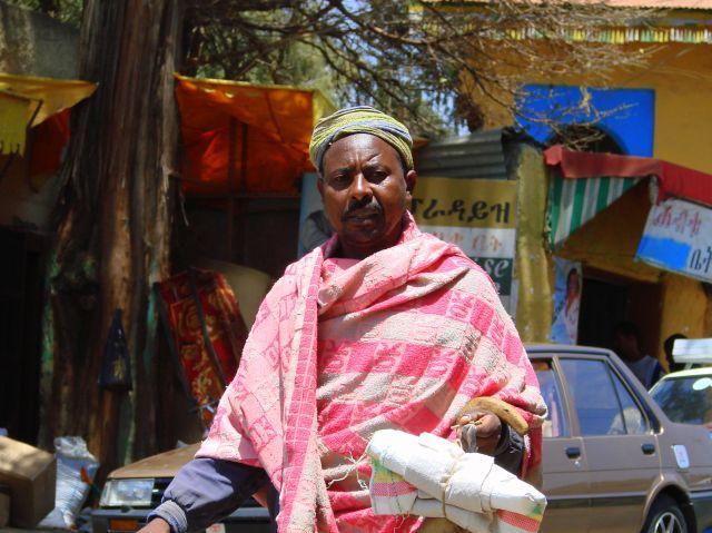 Zdjęcia: Gangor, Gangor, Po  zakupach, ETIOPIA