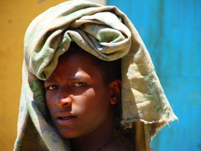 Zdjęcia: Gangor, Gangor, Nakrycie, ETIOPIA