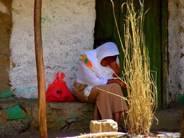 Zdjęcia: Gandor, Gandor, Tylko  wiązka  została, ETIOPIA
