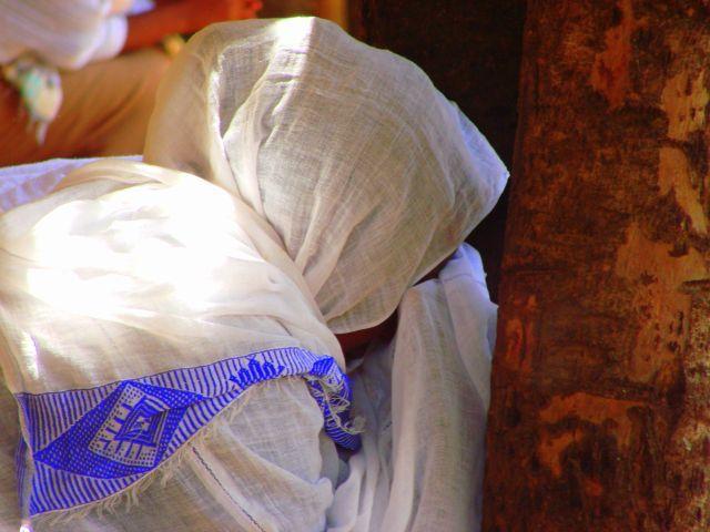 Zdjęcia: Gandor, Gandor, Modlitwa, ETIOPIA