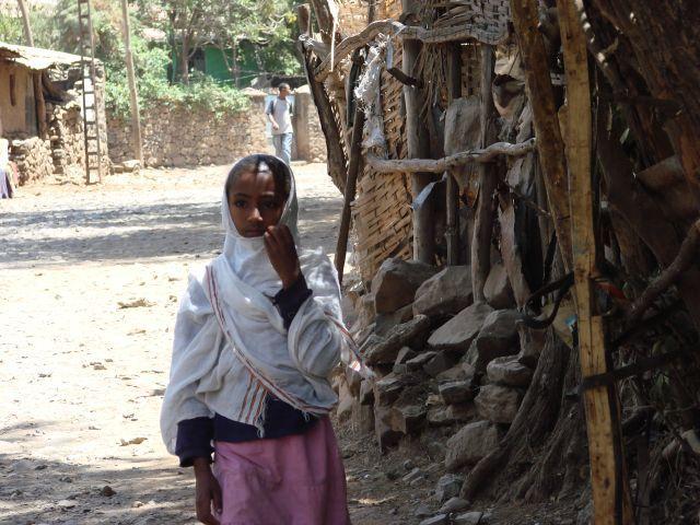 Zdjęcia: Gandor, Gandor, Spacer, ETIOPIA