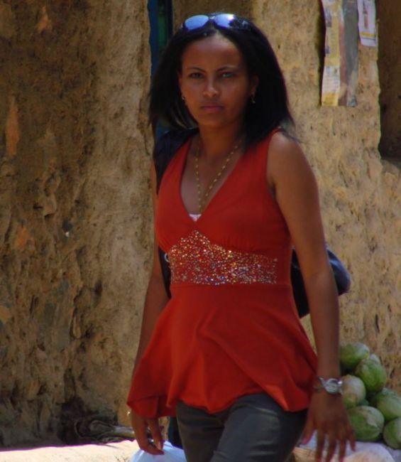 Zdjęcia: Gandor, Gandor, Laska , ETIOPIA