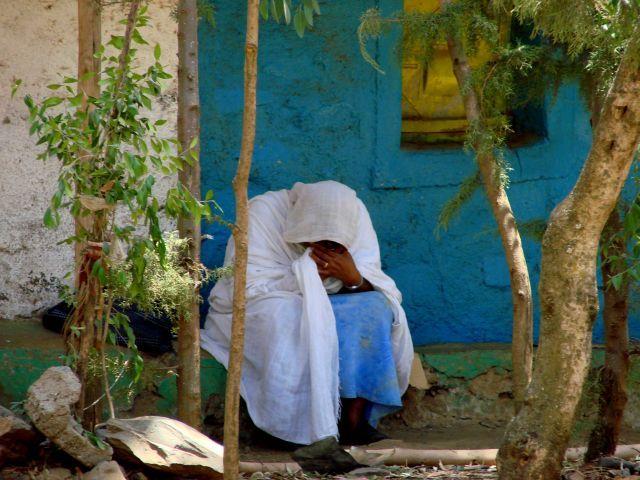 Zdjęcia: Gandor, Gandor, Smutek, ETIOPIA