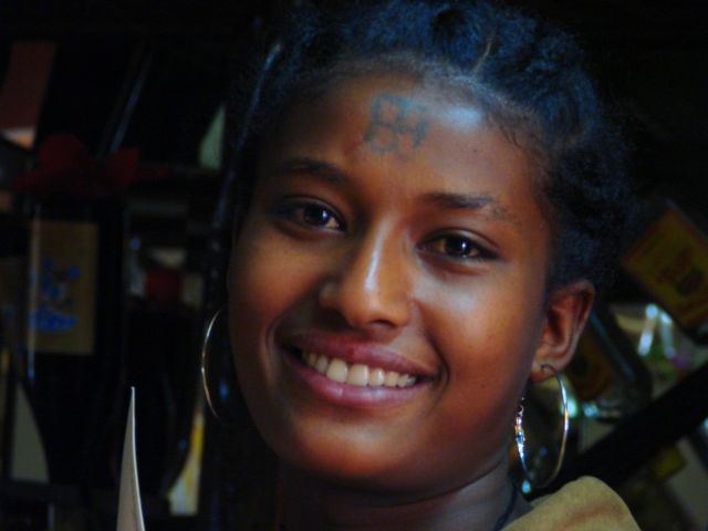 Zdjęcia: Gandor, Gandor, Katoliczka , ETIOPIA