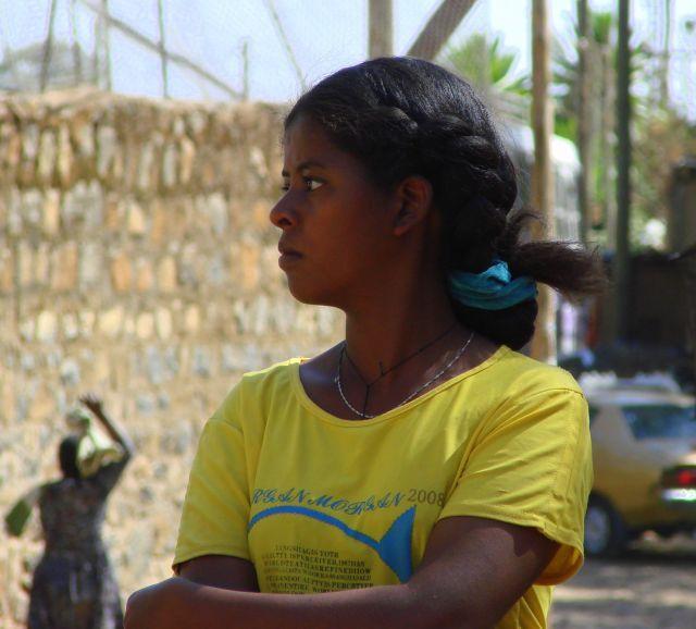 Zdjęcia: Gandor, Gandor, Dziewczyna , ETIOPIA