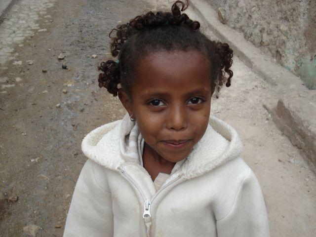 Zdjęcia: Harar, Harari, Portret, ETIOPIA