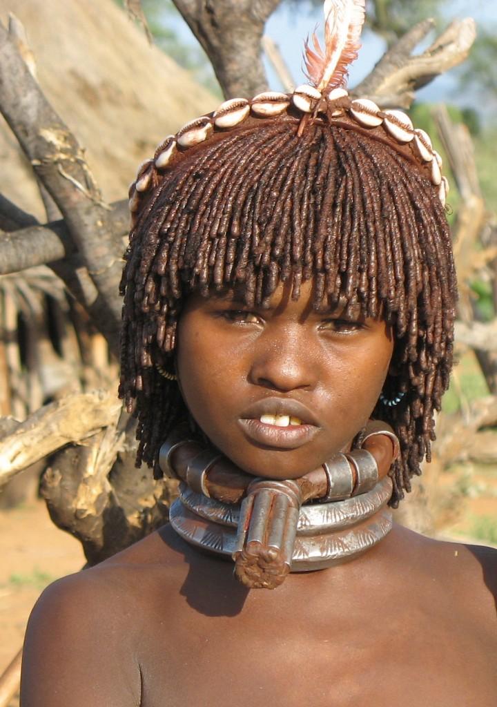 Zdjęcia: Dolina Omo, Etiopki są piękne!, ETIOPIA
