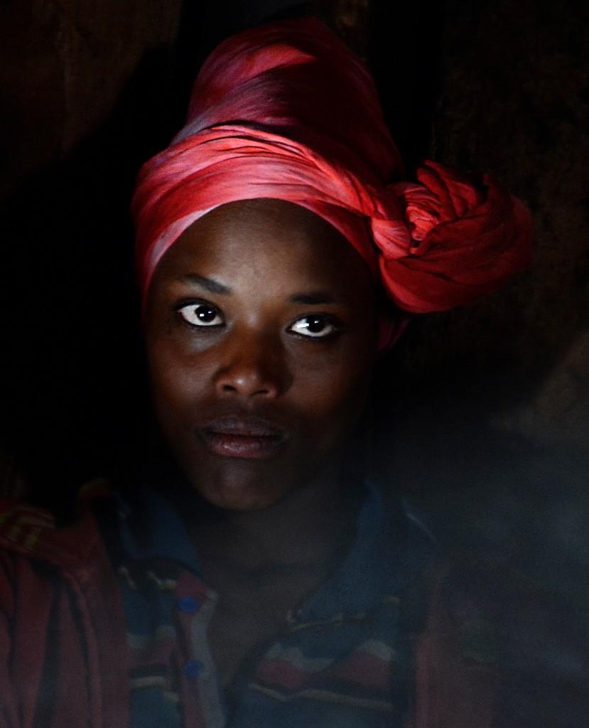Zdjęcia: gdzieś po drodze, Dolina Omo, Tajemnica, ETIOPIA