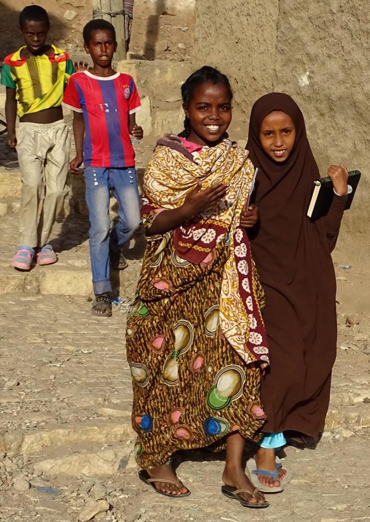 Zdjęcia: Harar, Wschodnia Etiopia, Ulice Hararu, ETIOPIA