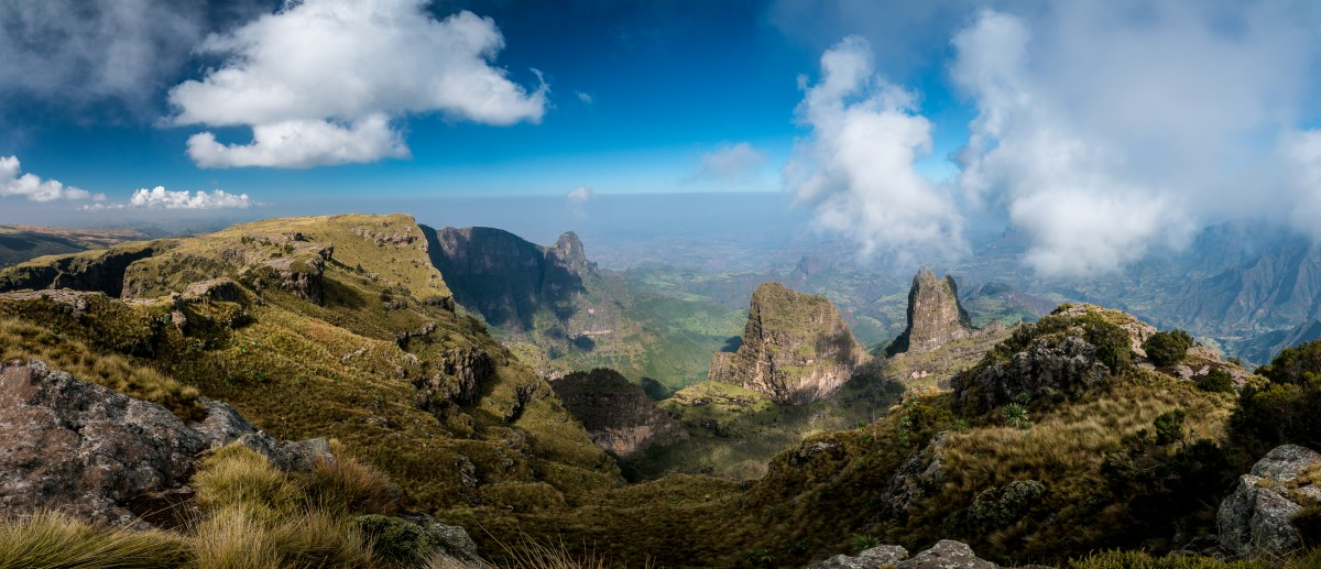 Zdjęcia: Imet Gogo, Simien, W chmurach, ETIOPIA