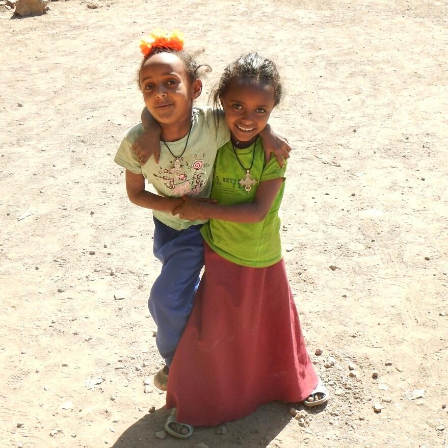 Zdjęcia: ulica, Aksum, Uśmiechy Afryki, ETIOPIA