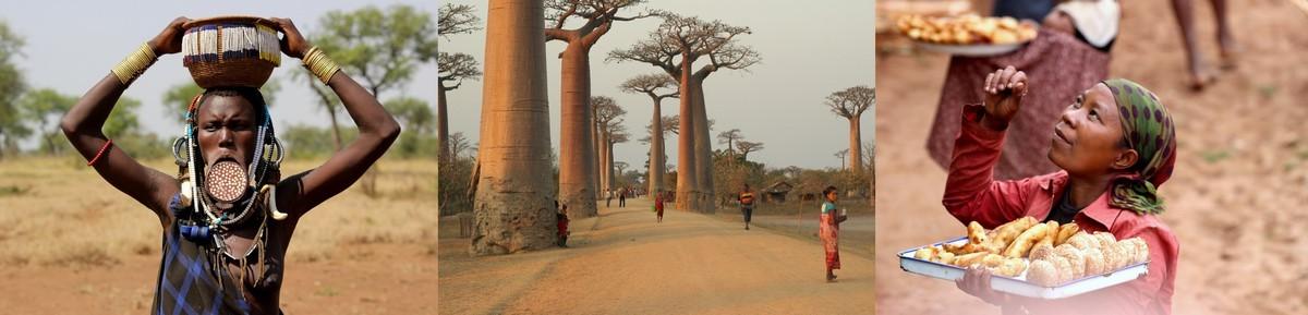 """Zdjęcia: Dolina Omo, Dolina Omo, """"Banany i cytrusy, czyli leć do Afryki"""", ETIOPIA"""