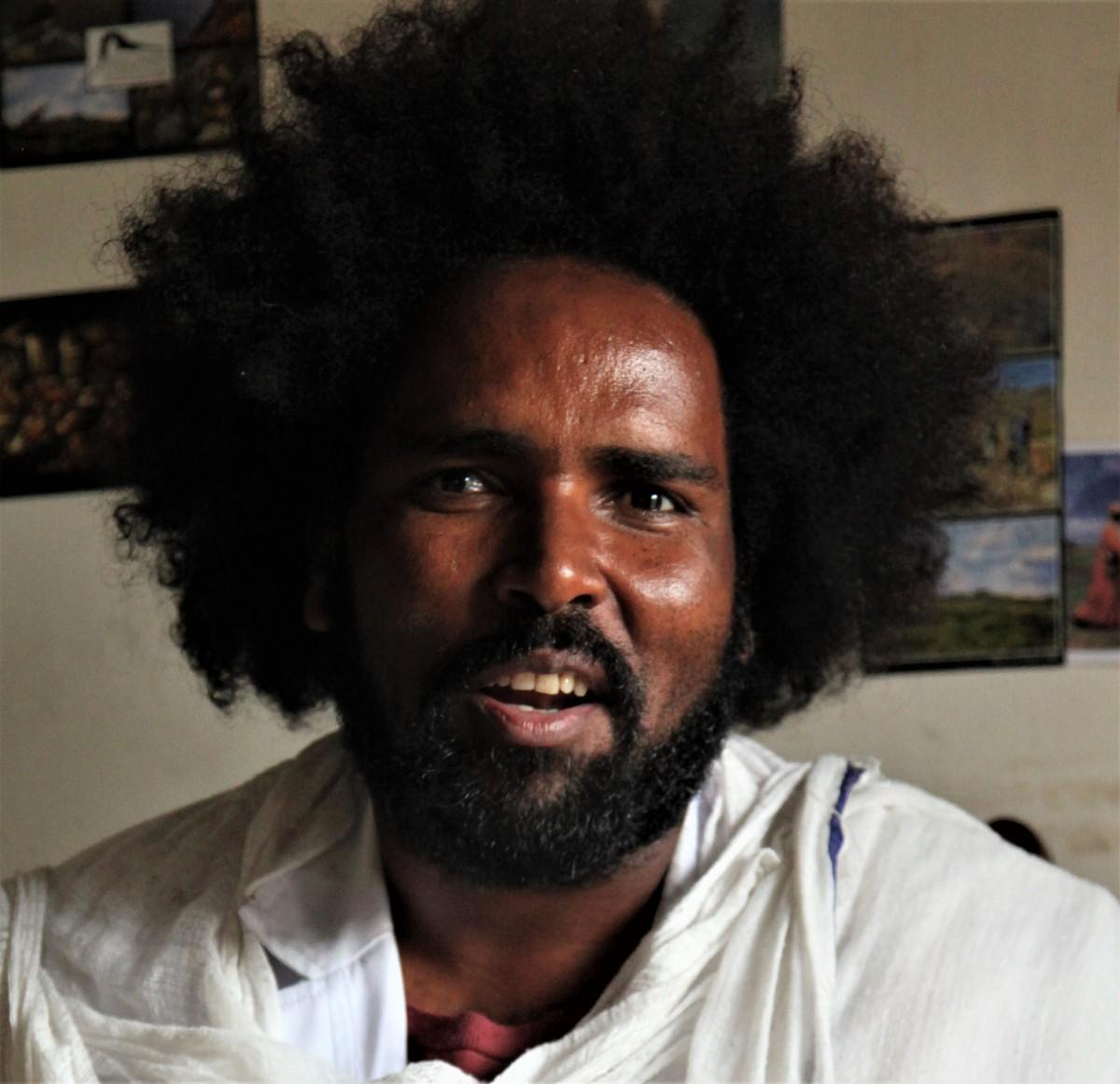 Zdjęcia: Itegue Taitu Hotel, Addis Abeba, 12 września Etiopski Nowy Rok - Życzenia Balehageru, ETIOPIA