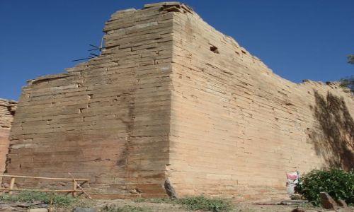 Zdjecie ETIOPIA / Tigray / Yehe / Tajemnicza świątynia w Yehe