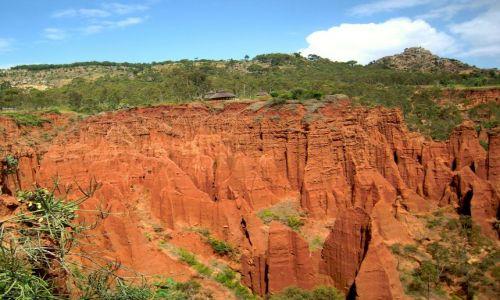 Zdjęcie ETIOPIA / Pd. Etiopia / Kanion w okolicy Karat-Konso / Kanion zwany New York