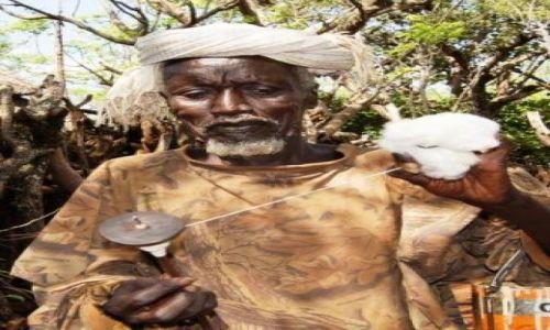 Zdjęcie ETIOPIA / Konso / Harta Moni / Włókiennik